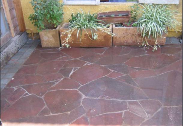 Piedras chicureo for Piedras para patio